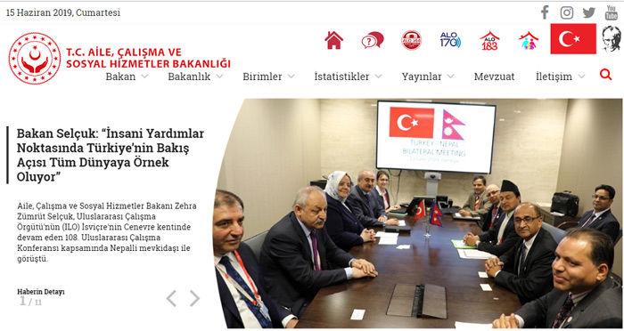 موسسات استخدامی ترکیه