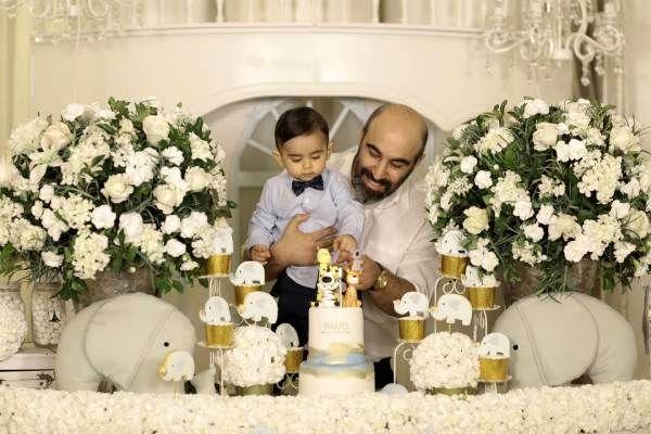 محسن تنابنده و پسرش