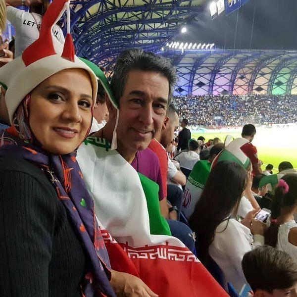 «مجید اوجی» همسر «فلورا سام» درگذشت