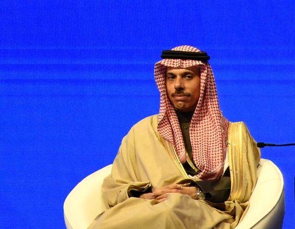 وزیر خارجه عربستان: گفتوگوها با ایران همچنان در مرحله مقدماتی است